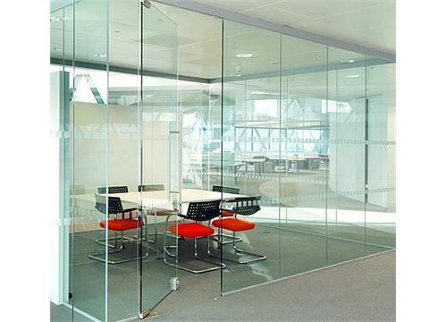 cửa kính cường lực 1 cánh công ty