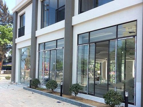 Tư vấn lắp đặt cửa nhôm hệ Xingfa tại quận Thanh Xuân