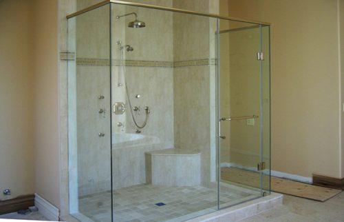 Báo giá vách tắm kính cường lực