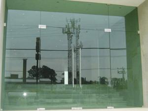 Cửa kính cường lực đảm bảo an toàn cho người sử dụng