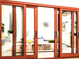 Các lưu ý quan trọng khi chọn mua cửa nhôm Xingfa màu vân gỗ