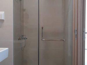 Top 3 mẫu vách kính cường lực vệ sinh đẹp dành cho căn nhà phố